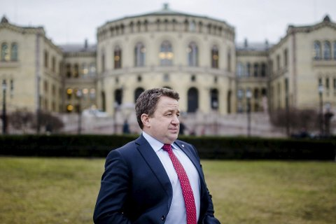 Kan miste plassen: Kjell-Idar Juvik kan miste plassen på Stortinget hvis Nordland Ap mister ytterligere oppslutning enn den ferske meningsmålinga til InFact viser. Mest utsatt i denne målinga er imidlertid Høyres andremandat. Foto: Eskil Wie