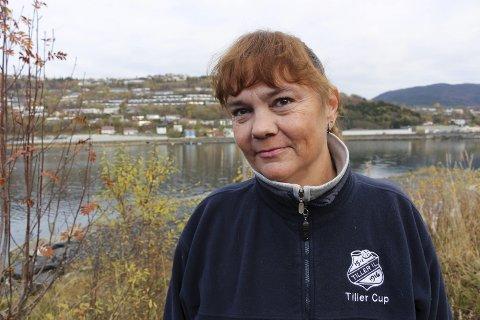 Stortinget: – Fremover blir det spennende å se hvilken komité jeg havner i, sier Hanne Dyveke Søttar fra Mosjøen. Foto: Rune Pedersen