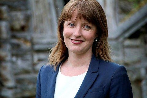 Ny fylkesråd for næring blir Ingelin Noresjø (KrF)
