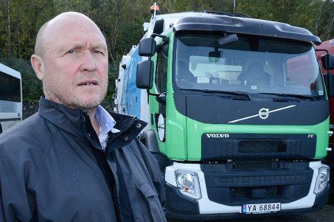 - Folk har spart en tusenlapp i gebyr ved at vi valgte det billige anbudet, sier daglig leder Geir Nerdal i HAF