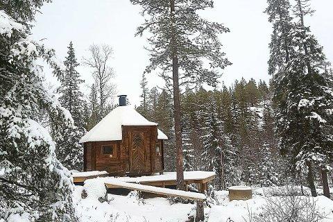 Skolekøta på Hemnesberget er stedet for feringen av 150-årsbursdagen til Den Norske Turistforening i Hemnes på søndag.