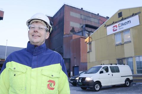 - Med denne investeringen sikrer vi nok en viktig oppgradering av anlegget vårt i Rana, som bidrar til modernisering av produksjonen både i form av forbedret sikkerhet, økt kapasitet og lavere utslipp, sier Frode Johan Berg, verksdirektør ved Elkem Rana.