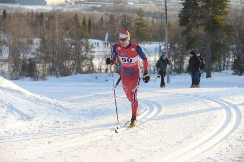 SEIER: Rolf Einar Jensen, Bossmo & Ytteren, vant sine løp overlegent.