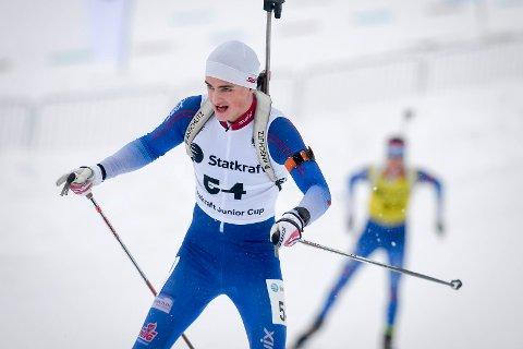 Martin Alfheim vant dagens løp på Lygna. Han var hele 45 sekunder raskere enn nestemann.