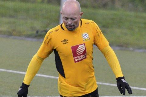SNART KAMP: Stålkam og Hugo Nilsen spiller årets første kamp neste fredag. Foto: Trond Isaksen