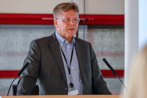 Kommunaldirektør Jan Erik Furunes for teknisk.