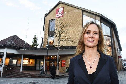 - Målet på sikt er at fordelsprogrammet til vårt kredittkort skal gjøre det ekstra lønnsomt å handle i lokale butikker, sier markedssjef Majken Hauknes i Helgeland Sparebank