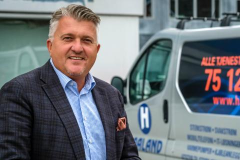 Konsernsjef i Haaland Holding og gruppeleder for Rana Høyre, Espen Haaland, troner øverst på inntektssiden for de lokale politikerne.
