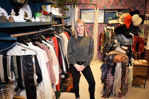 - Vi har veldig mange kunder som kommer igjen og igjen, men med en så liten butikk må alt man har, treffe noen, sier Kamilla Fagerland fra Grønn Mani.