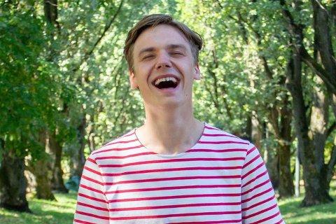 MOTIVERT: Jens Øygarden Ingebrigtsen forteller at å jobbe for OD er givende og viktig.