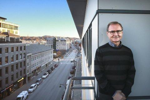 Lars Vorland er administrerende direktør i Helse Nord. Foto: Tom Melby