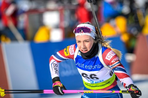 Emilie Ågheim Kalkenberg.