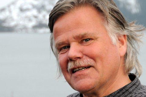 HEDRES: Trond Rydsaa (67) tildeles Kongens fortjenstmedalje. Foto: Geir Vea
