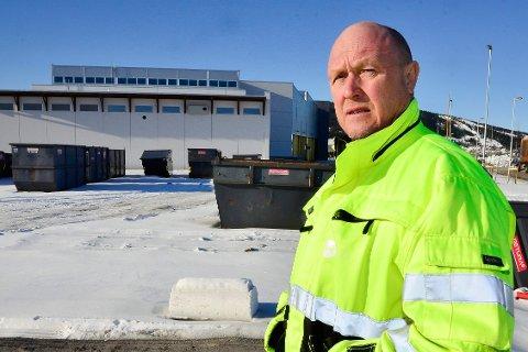Daglig leder Geir Nerdal i HAF legger bak seg ei påske som viste at HAF må sette ut enda flere containere til hyttefolket neste år.