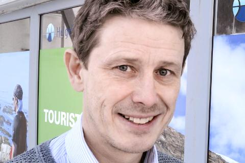 REiselivssjef: Torbjørn Tråslett.