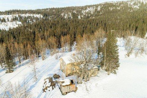 Denne eiendommen på Skonseng ble nylig solgt dagen etter visning, etter en budrunde.