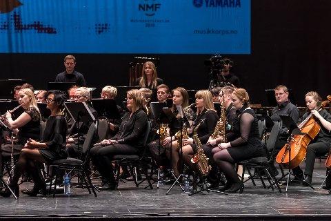 Mo hornmusikk er fortsatt i elitedivisjonen, etter å ha kommet på åttende plass i NM i Janitsjar i Trondheim i helgen.