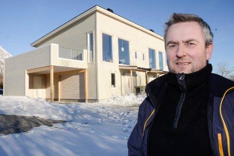- Selskapet Tomma Eiendom er etablert for å bygge boliger til nye ansatte i firmaene bak eiendomsselskapet, sier daglig leder Runar Fjellgaard i Tomma Eiendom AS.
