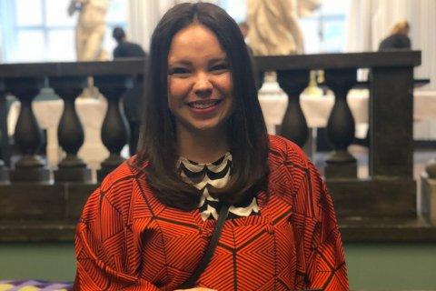 Kristine Five Melvær er vinner av Scheiblers Designpris 2017.