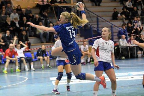 TILBAKE: Susann Iren Hall la egentlig opp på topplan i fjor. Nå er hun tilbake for Oppsal i kampen for å redde eliteserieplassen. Foto: Annick Nielsen