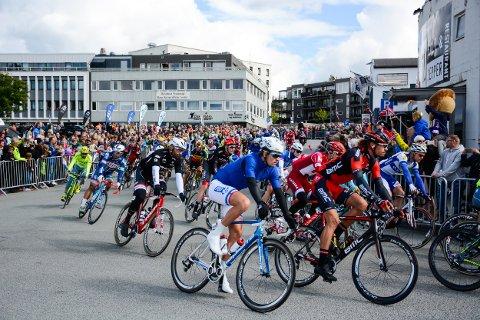FraArctic Race of Norway i Mo i Rana i 2016.