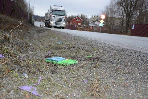 De som skal plukke søppel langs offentlige veier må gjennomføre et sikkerhetskurs for arbeid på og ved vei.