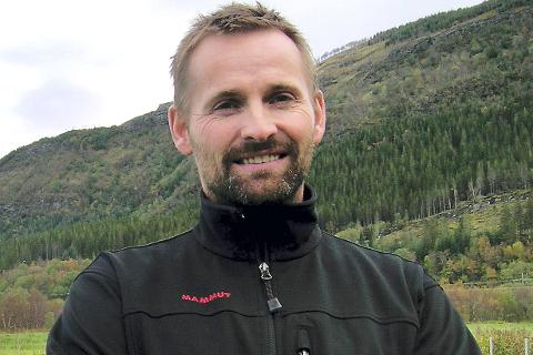 Pål Vinje er en av søkerne til stillingen som daglig leder i Polarsirkelen friluftsråd.