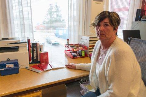 Tillitsvalgt i Fagforbundet, Gunn Nilsen har fått nok og må si ifra om forholdene til medlemmene de organiserer i Nesna kommune.