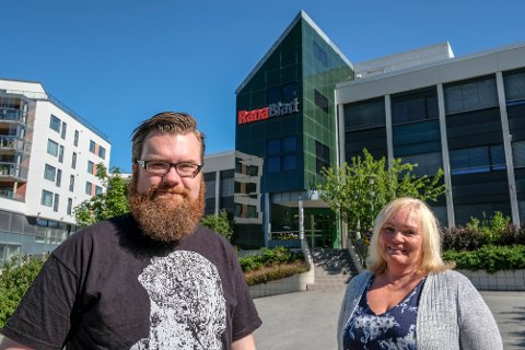 Kenneth J. Gabrielsen (38) blir nyhetsredaktør i Rana Blad. Sjefredaktør Marit Ulriksen er svært fornøyd med ansettelsen.