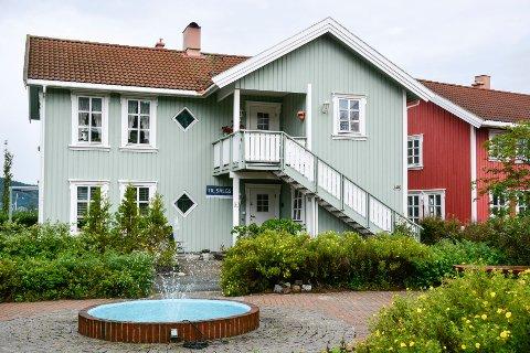 Det er 12 år siden det ble solgt en leilighet i dette boligkomplekset på Moholmen.