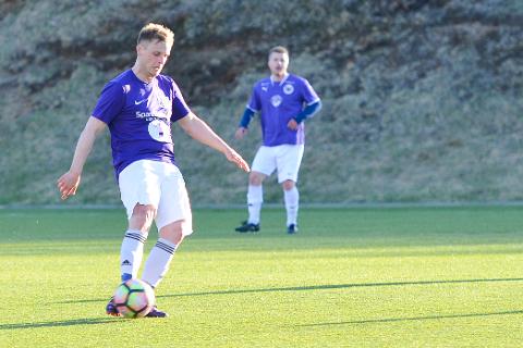 Øyvind Varem og FK Silkefot ble slite mot slutten, men holdt ut mot et ungt Mosjøen-lag som kom sterkt i andre omgang.