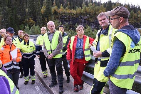 - Så snart Ranelva er friskmeldt for gyrosmitte, ønsker vi å få laksen tilbake til Plura, sa seniorrådgiver Jarl Koksvik i Miljødirektoratet.