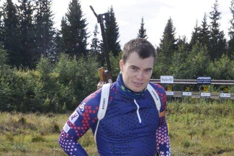 NY ORDNING: Fredrik Gjesbakk kan få en lettere vei til verdenscupen med ny ordning. Foto: Trond Isaksen