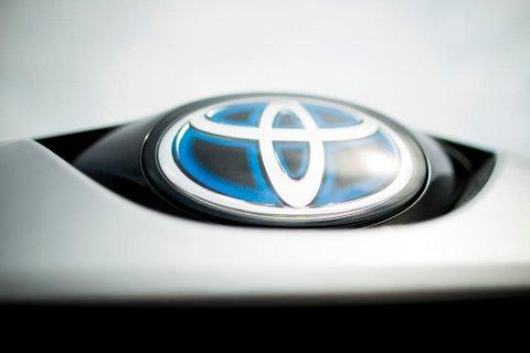 Det japanske bilmerket Toyota må nok en gang tilbakekalle biler. Foto: Vegard Wivestad Grøtt / NTB scanpix (NTB scanpix)