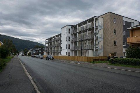 Det er fortsatt usolgte leiligheter i Byhagen borettslag i Lærer Asphaugs vei 22.