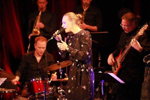 Ensemble Denada: Med Torun Eriksen og Erlend Skomsvoll har tidligere spilt på Hemnesberget.