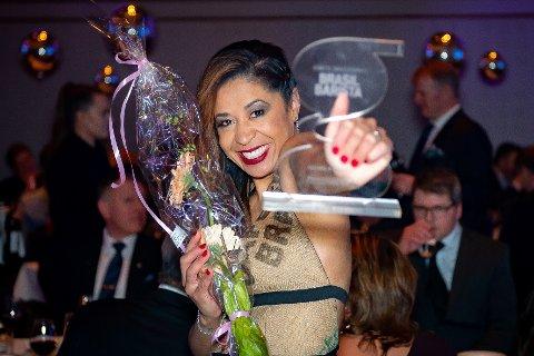 Brasil Barista vant Serviceprisen under Gallaria