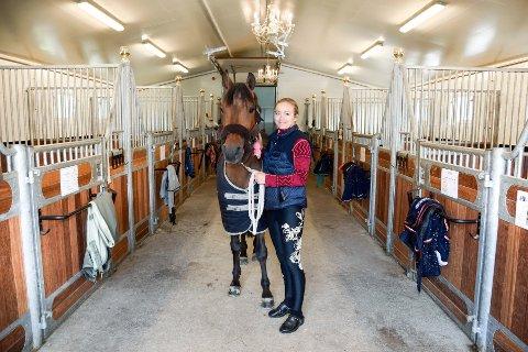 Sissel Bjørklund har skapt et paradis for hesteinteresserte på Stall Øyjord. Ildsjelens utrettelige arbeid for hestesporten legges merke til også sentralt.