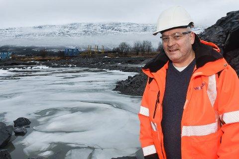 Daglig leder ved Westcon Helgeland, Arnt Skogsøy.
