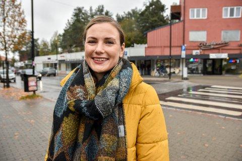 NAVN: Maren Miriam Lystad overrasket ektemannen med nytt navn på bryllupsdagen.