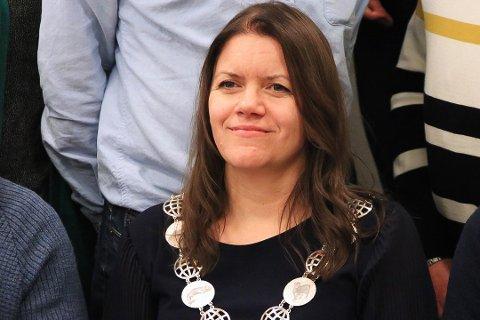 Rødøy kommunestyre og ordfører Inger Monsen var enstemmige i spørsmålet om framtidig domstolstruktur.