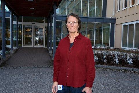 Avant: Styreleder i kvinnegruppen Avant (og ansatt i skatteetaten), Astrid Smith-Nilsen, sier de skal gjøre en aktivitet på det at kvinner eier for lite, og at det er flest menn som sparer og investerer.