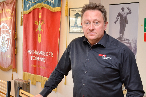 Tommy Rannov Nystad er ikke overrasket over funnene på Helgeland. Det er mange useriøse bedrifter..