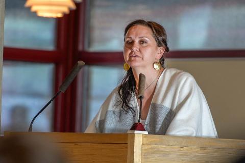Hilde Rønningsen blir kommunikasjonssjef for FREYR Helgeland.