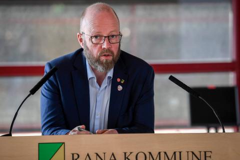 Geir Waage, ordfører i Rana, jobber videre med å få det største sykehuset til Mo.