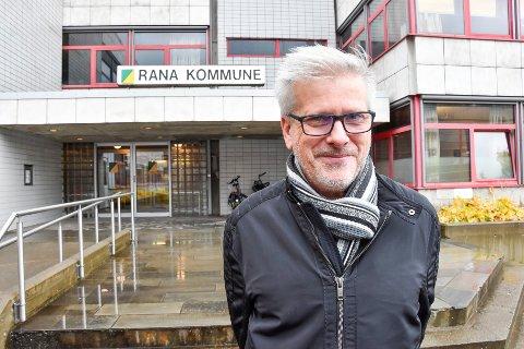 Lage Thune Myrberget, kultursjef