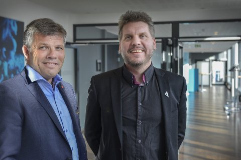 Sykehus: Aps Bjørnar Skjæran og SVs Marius Jøsevold håpet på et enstemmig fylkesting i høringen om sykehusstruktur. Det skar seg.