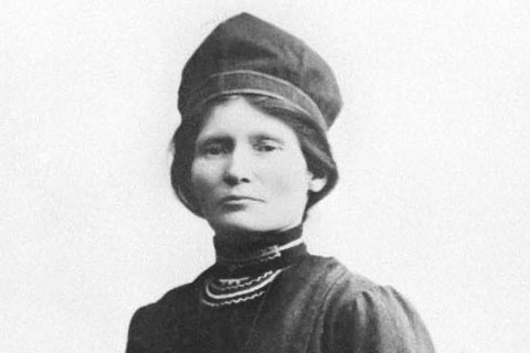 Foregangskvinne: Elsa Kristina Laula Renberg var sørsamisk reineier, organisasjonsbygger, aktivist og politiker. For sin rolle under Samemøtet i 1917 regnes hun som en viktig foregangsperson i kampen for samenes rettigheter.
