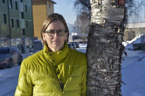 Kirsten Ellingbø er valgt inn som ny styreleder i Polarsirkelen Turlag.