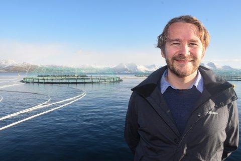 - Vi skal nå produsere enda mer miljøvennlig laks. Nå skal CO2-utslippene kuttes ned nærmere 70 prosent ved at vi går over til elektrisk drift ved oppdrettsanleggene våre, sier daglig leder Alf-Gøran Knutsen i Kvarøy Fiskeoppdrett.